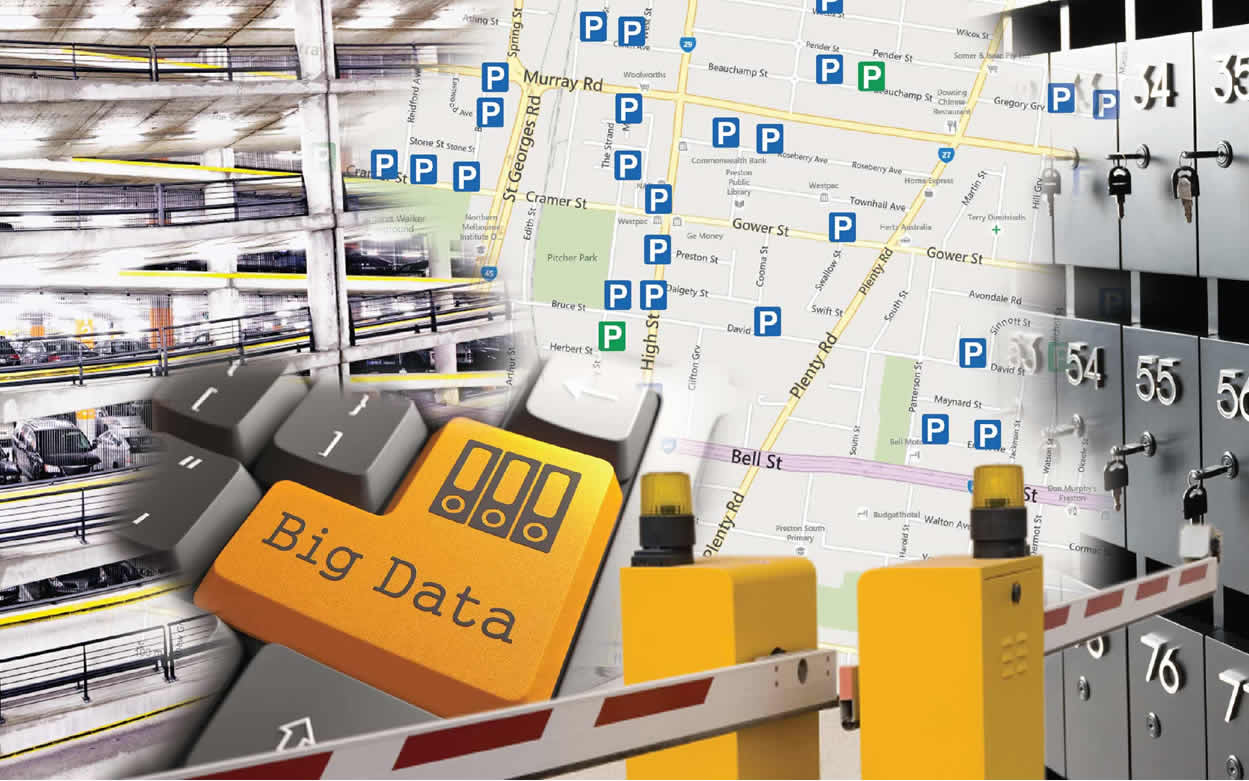 Innovative Parking Software and Solutions